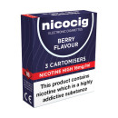 Nicocig Cartomiser Berry Blast High 16mg