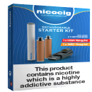 Nicocig Rechargeable Starter Kit