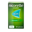 Nicorette Freshmint 2mg 30 Pieces