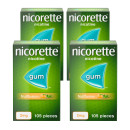 Nicorette Fruitfusion Gum 2mg 420 Pieces