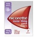 Nicorette Invisi 10mg Patch Step 3