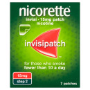 Nicorette Invisi 15mg Patch Step 2