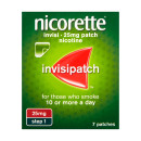 Nicorette Invisi 25mg Patch Step 1 - 21 Patches
