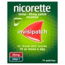 Nicorette Invisi 25mg Patch