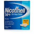 Nicotinell 24 Hour Patches T.T.S20. 14mg Step 2