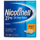 Nicotinell 24 Hour Patches T.T.S30. 21mg Step 1