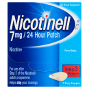 Nicotinell 7mg / 24 Hour Step 3 - 70 Patches