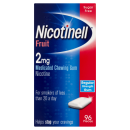 Nicotinell Fruit 2mg Gum