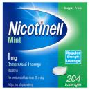 Nicotinell Mint 1mg Lozenge 204s