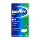 Nicotinell Mint 2mg Lozenges