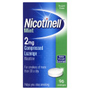 Nicotinell Nicotine Lozenge 2mg Mint 96 Pieces