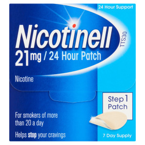 Nicotinell Stop Smoking Patch 21mg