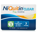 NiQuitin Clear 7mg Step Three