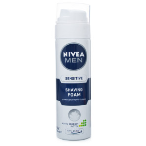 Nivea For Men Shaving Foam Sensitive