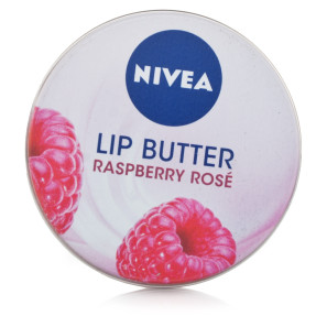 Nivea Raspberry Rose Lip Butter