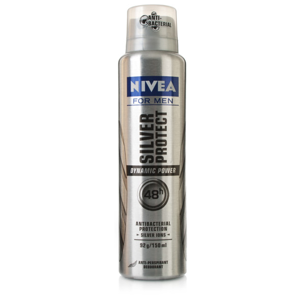 Nivea Men Antiperspirant Silver Protect