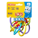 Nuby Lots Of Loops Teether