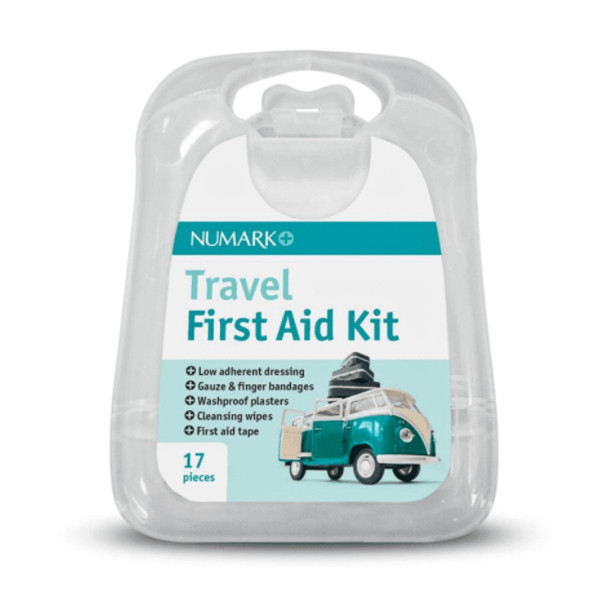 Numark Travel First Aid Kit
