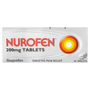 Nurofen 200mg Tablets 16s