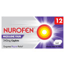 Nurofen 342mg Caplets for Migraine
