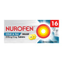 Nurofen Cold & Flu Relief 200mg Tablets