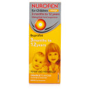 Nurofen for Children Liquid Orange Flavour