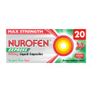 Nurofen Ibuprofen 400mg Liquid Caps