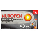 Nurofen Joint & Back 256mg Caplets 16s