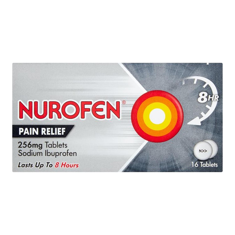 Nurofen Joint & Back 256mg Tablets