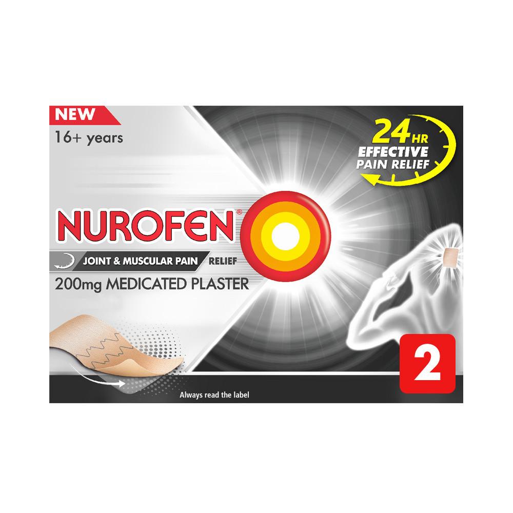 Nurofen Joint & Muscular Plasters