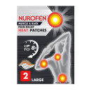 Nurofen Muscle Heat Patch Large 2 Each