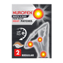 Nurofen Muscle Heat Patch Regular 2 Each