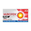 Nurofen Plus 200mg Tablets