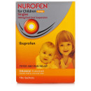 Nurofen for Children 5ml Sachets Orange Flavour
