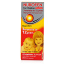 Nurofen for Children Liquid Strawberry Flavour