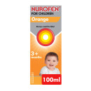 Nurofen for Children Baby Orange
