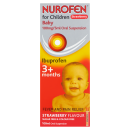 Nurofen for Children Baby Strawberry 100ml