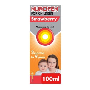 Nurofen for Children Baby Strawberry