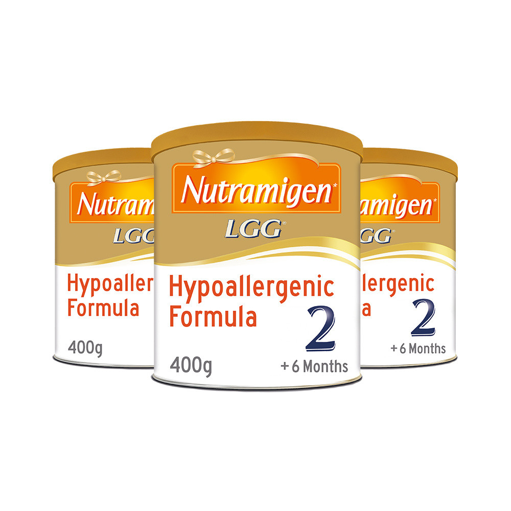 Nutramigen 2 With Lgg 3 Pack