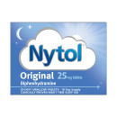 Nytol Diphenhydramine 25mg Original Tablets