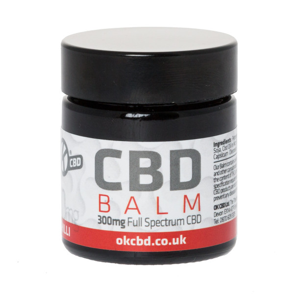 OK CBD Chilli Balm 300mg