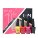 OPI Lets Get Wicked Mini Nail Polish Collection