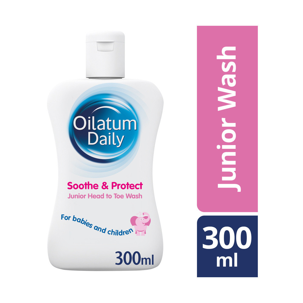 Oilatum Daily Soothe & Protect Junior Head To Toe Wash