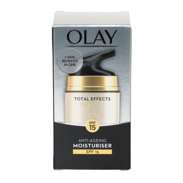 Olay Total Effects 7 in 1 Anti-Ageing Moisturiser SPF15