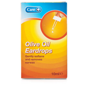Care+ Olive Oil Ear Drops