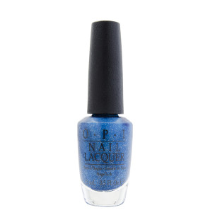 Opi Blue Chips Nail Lacquer