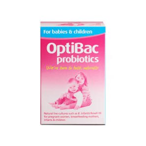 OptiBac Probiotics For Babies & Children