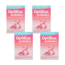 OptiBac Probiotics For Babies And Children x4