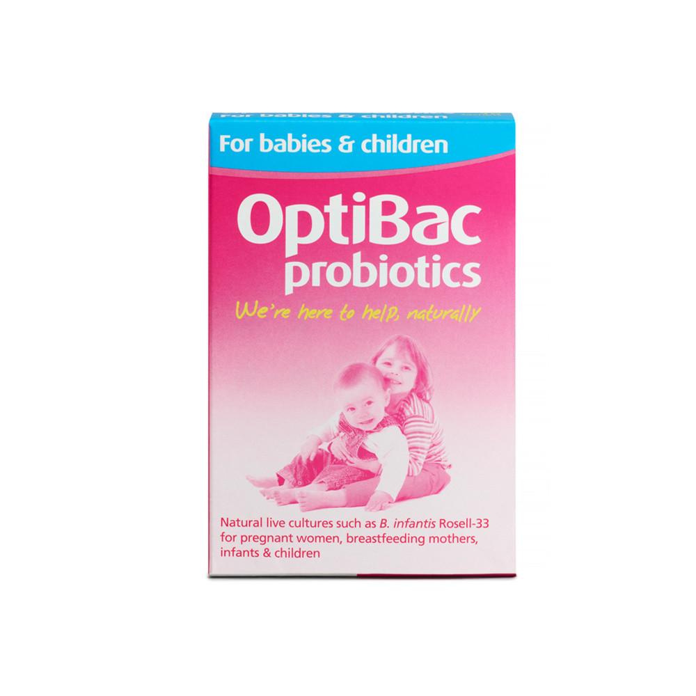 OptiBac Probiotics For Babies And Children