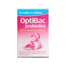 OptiBac Probiotics For Babies And Children EXP 04/20